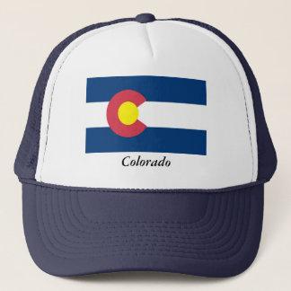 Casquette Drapeau d'état du Colorado