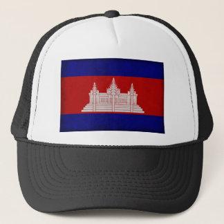 Casquette Drapeau du Cambodge