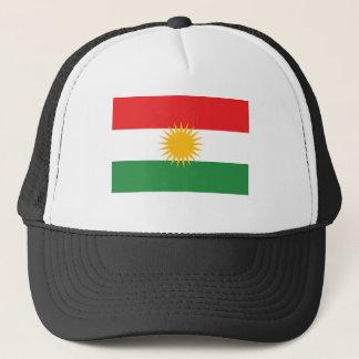 Casquette Drapeau du Kurdistan