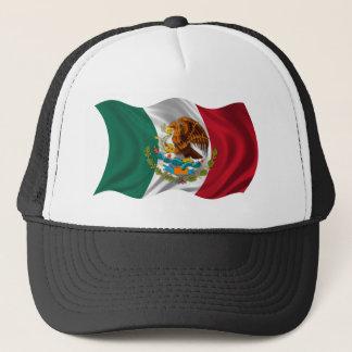 Casquette Drapeau du Mexique, manteau des bras