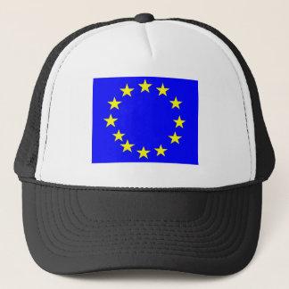 Casquette Drapeau d'Union européenne