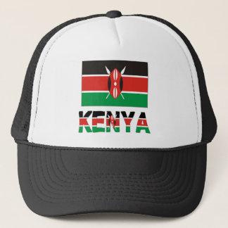 Casquette Drapeau et mot du Kenya