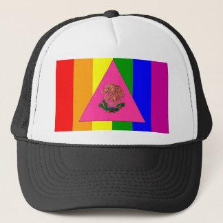 Casquette Drapeau mexicain de gay pride