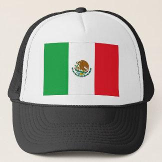 Casquette Drapeau mexicain de T-shirt de drapeau du Mexique