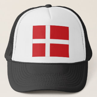 Casquette Drapeau national du Danemark