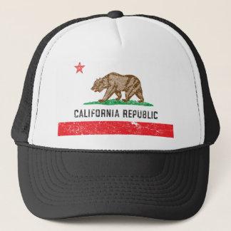 Casquette Drapeau vintage de la Californie