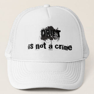 Casquette Drift is not a crime Edition 2