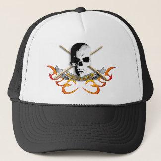 Casquette Drummer skull C