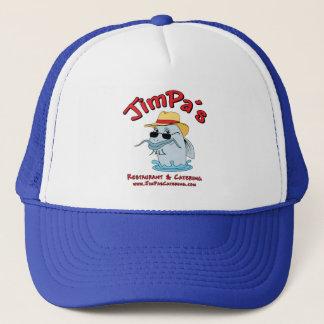 Casquette du camionneur de JimPa