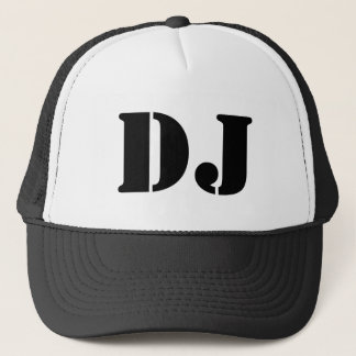 Casquette du DJ