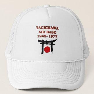 casquette du Japon de base aérienne de tachikawa