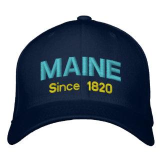 Casquette du Maine depuis 1820