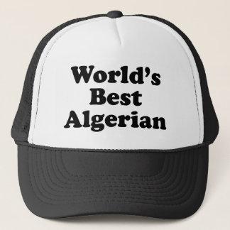 Casquette Du monde l'Algérien mieux