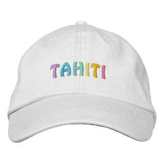 Casquette du TAHITI 2 Casquette Brodée