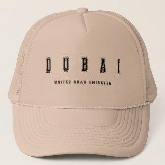 Casquette Dubaï Emirats Arabes Unis