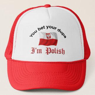 Casquette Dupa polonais
