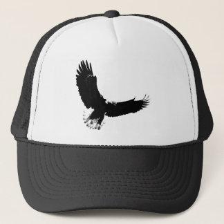 Casquette Eagle chauve en vol