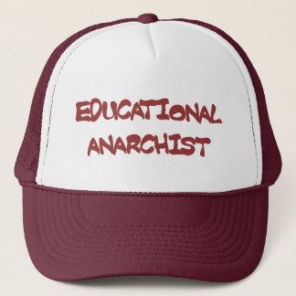 casquette éducatif d'anarchiste