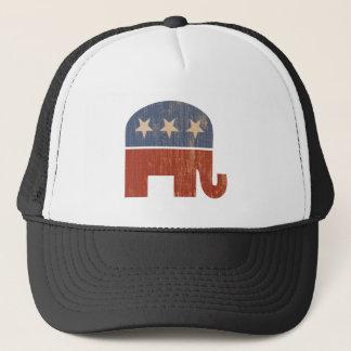 Casquette Élection 2012 républicaine d'éléphant