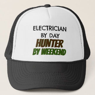Casquette Électricien par le chasseur de jour par week-end