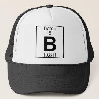 Casquette Élément 005 - B - Bore (plein)