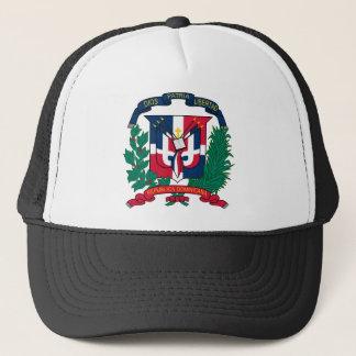 Casquette emblème de la République Dominicaine