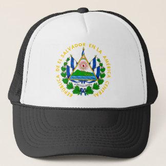 Casquette emblème du Salvador