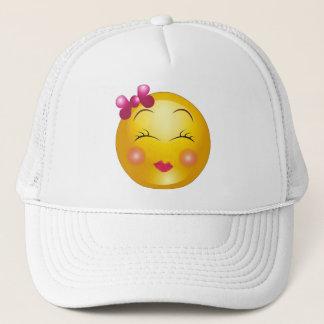 Casquette emoji
