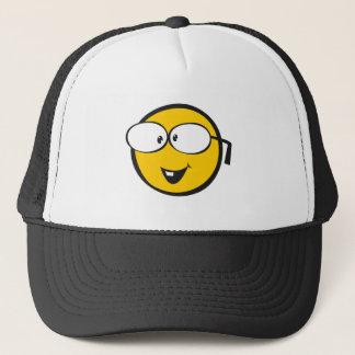 Casquette Emoji nerd