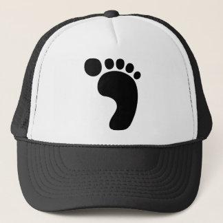 Casquette Empreinte de pas Sasquatch de Bigfoot