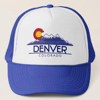 Casquette en bois de montagnes de Denver le