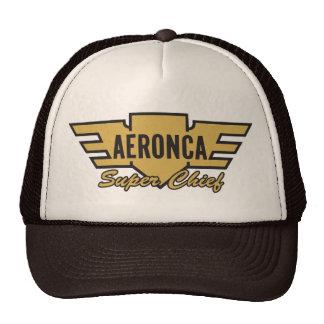 Casquette en chef superbe d'Aeronca