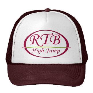Casquette en hauteur de RTB