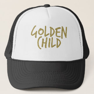 Casquette Enfant d'or