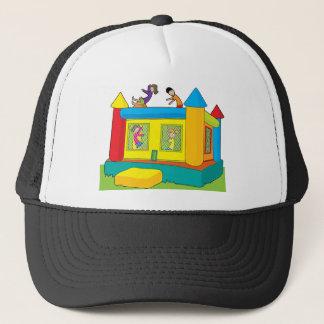 Casquette Enfants de château de rebond