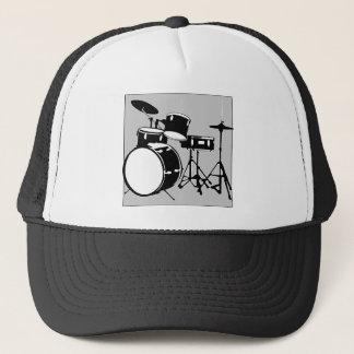 Casquette ensemble de tambour