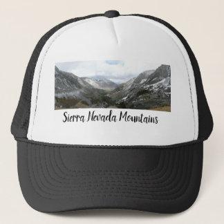 Casquette Entraînement par la sierra montagnes de Milou de