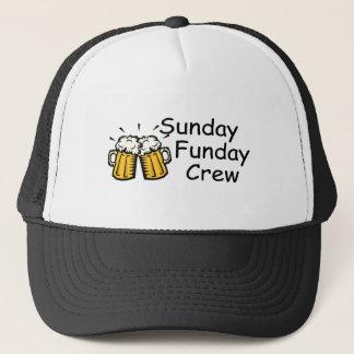 Casquette Équipage de dimanche Funday (bière)