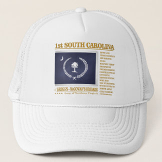 Casquette ęr Infanterie de la Caroline du Sud (BA2)