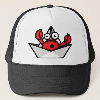 Casquette Ermite de crabe