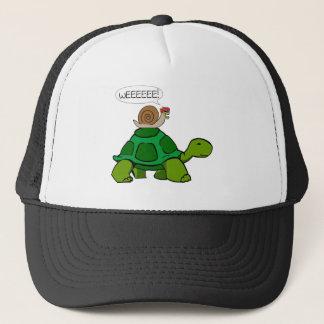 Casquette Escargot et tortue - duo de Turbo
