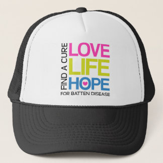 Casquette Espoir de la vie d'amour - trouvez un traitement