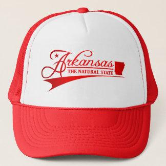 Casquette État de l'Arkansas du mien