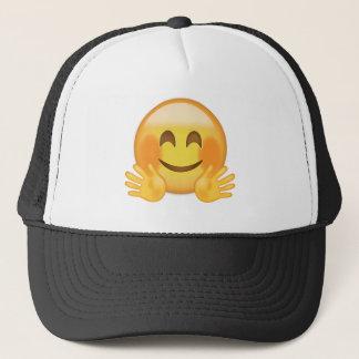 Casquette Étreindre le visage Emoji