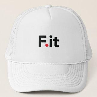 Casquette F il anti slogan de forme physique