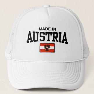 Casquette Fabriqué en Autriche