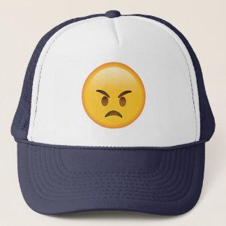 Casquette Fâché - Emoji