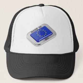 Casquette Fait dans l'Union européenne