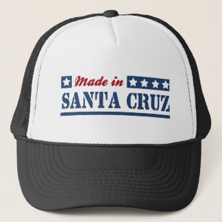 Casquette Fait dans Santa Cruz