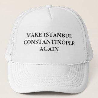 Casquette Faites Istanbul Constantinople encore